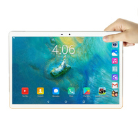 10 inch Tablet PC 4G LTE Deca Core X20L EU CE Camera 13.0mp 64GB ROM 1920*1200 HD IPS G+G Android GPS child Tablets TYPE C USB