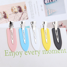 10Pcs Wholesale Jewelry Bangs Clip Duckbill Korean Simple And Seamless Hair Party Gift For Women&Girl Children