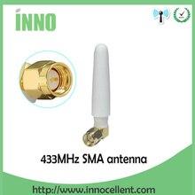 1pcs FREE SHIPPING 433MHz wireless serial interface module dedicated antenna glue stick стоимость