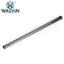 WADSN M125/ M145 Nicht Linear Stahl Frühling Geeignet Für Airsoft Elektrische Gewehr Serie Fit VSR-10 Serie Taktische Jagd Zubehör