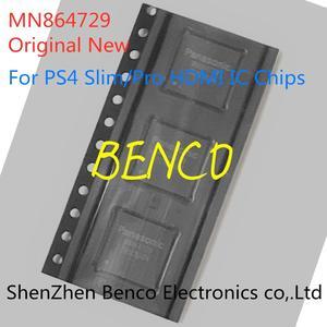 Бесплатная доставка 5 шт./лот для PS4 slim pro cuh 1200 HDMI порт разъем интерфейса ic MN864729 оригинал