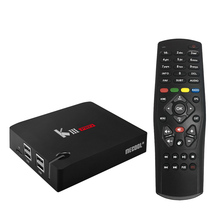MECOOL KIII PRO Android TV BOX Android 7.1 Amlogic S912 Octa-core 3GB / 16GB 4K H.265 VP9 WiFi 1000M LAN BT 4.0 Media Player mecool m8s pro l 4k tv box android 7 1 smart tv box 3gb 16gb amlogic s912 cortex a53 cpu bluetooth 4 1 hs with voice control