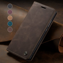 Magnetic Flip Soft Leather Case For iPhone 11 Pro Max X Xr Xs 7 8 Plus 6 6s 5 SE 5S 2020 12 Mini Shockproof Card Bag Cover