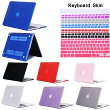 for Apple Macbook Pro Retina 15 inch A1398 US Crystal case Keyboard Cover skin original late 2013 year for apple macbook pro 15 retina a1398 palm rest topcase with keyboard and touchpad us uk version