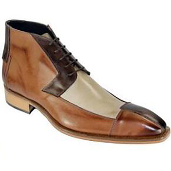 Botas de cuero de moda para Hombre, botines formales de oficina, Estilo...