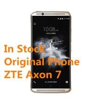"New Original ZTE Axon 7 Smart Phone Android 6.0 5.5"" 2K 2560X1440 Snapdragon 820 4/6G RAM 64/128G ROM 20.0MP Fringerprint Touch 1"