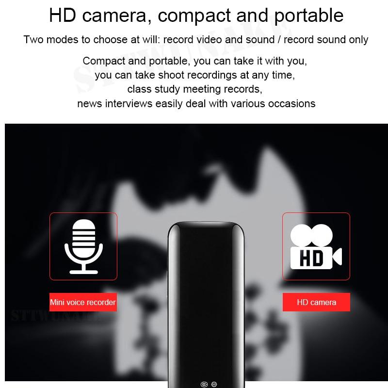 Sttwunake мини камера диктофон 1080p hd dv Профессиональный