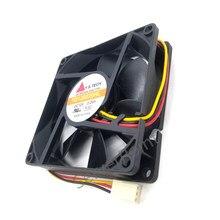 Ventilateur de refroidissement pour YS FD128020HL 8 cm 12 v 0.20 A 8025 cm, 80x80x25mm