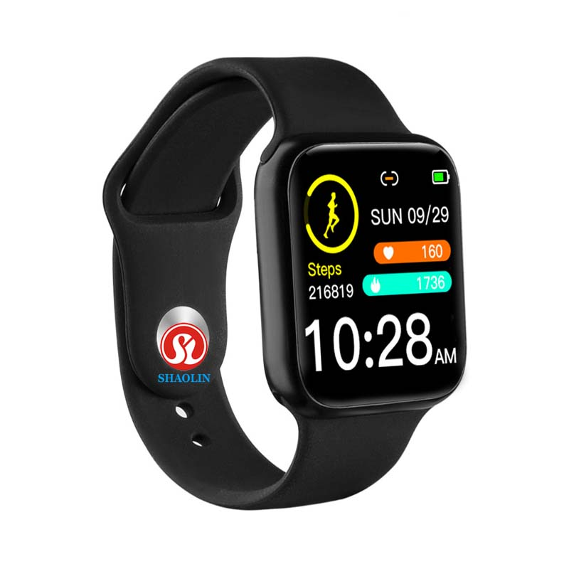 90%off 38mm Smart Watch Heart Rate Blood Pressure Bluetooth Man Woman Smartwatch For Apple Watch Android Phone IWO Waterproof