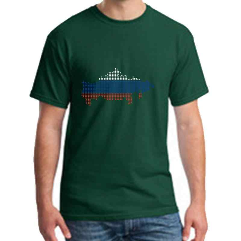 Personalizado rússia presente putin militar vodka t camisa para homens e mulheres legal popeline kawaii homme tshirts