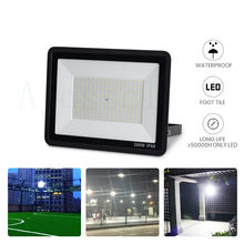 Reflector de luz Led ultradelgado para AC165-265V, iluminación exterior IP66 para alumbrado público cuadrado, 10W, 20W, 30W, 50W, 2021 W, 100W, novedad de 150