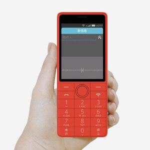 Image 2 - Youpin Qin 1S + VoLTE 4G sieć Wifi 4G + 512MB 2.8 Cal 1480mAH bluetooth 4.2 pilot na podczerwień GPS podwójna karta SIM