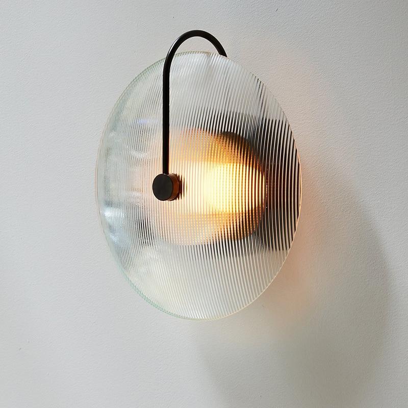Современный настенный светильник светодиодный металлический настенный светильник спальня bedisde свет заподлицо Настенные светильники люст