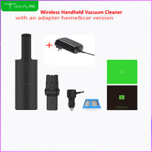 Cleanfly FVQ Wireless Handheld Vacuum Cleaner Portable Mini Car Autos Cordless Dust Cleaner  Strong Cyclone Suction Dust Catcher