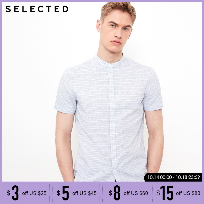 SELECTED Summer Men Shirt  | 418204534
