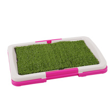 SOLEDI коврик для туалета для питомцев, коврик для травы, поднос для горшка, подстилка для мочевых собак, аксессуары для домашних животных, коврик для питомцев, тренировочный поднос
