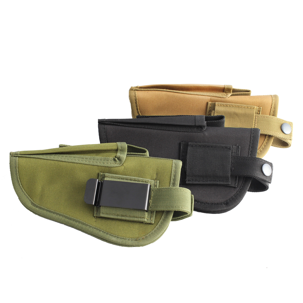 Magorui Right Left Pistol Hand Gun Holster Magazine Holder EDC Waist Holsters For Glock