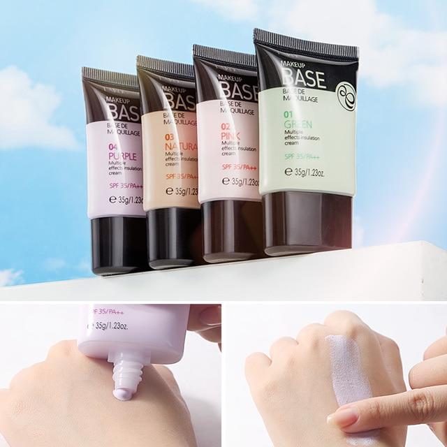 Laikou Full Cover 4 Color Base Concealer Makeup 35g Eye Dark Circles Cream Face Corrector Waterproof Make Up Korean Cosmetic 3