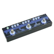 цена на Rowin Guitar Multi Effect Pedal 3-In-1 Effects DAP-2 Echo/Ensemble/Overdrive
