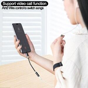 Аудиокабель для наушников с разъемом USB Type-C 3,5 для xiaomi, адаптер для наушников 3,5 мм для SAMSUNG Galaxy Note 10 20 Plus S10 S20