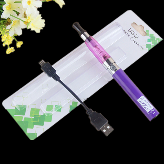 Original UGO-T Battery Side USB Charge Electronic Cigarette EGo CE4 Blister Kit E Liquid Ce4 Atomizer Ecig Hookah Vape Pen Smoke