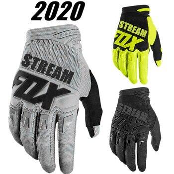 2020 vapor raposa luvas de motocross moto luvas corrida bmx atv mtb fora da estrada da motocicleta luvas mountain bike mtb 1