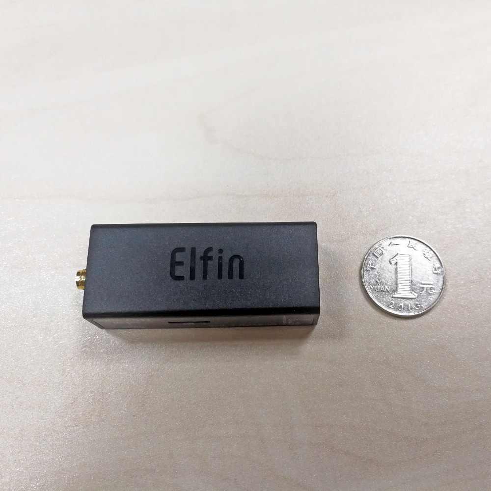 El dispositivo de puerto serie Elfin-EG10 más pequeño se conecta a la red Modbus TPC función IP RJ45 RS232 al servidor serie GSM GPRS