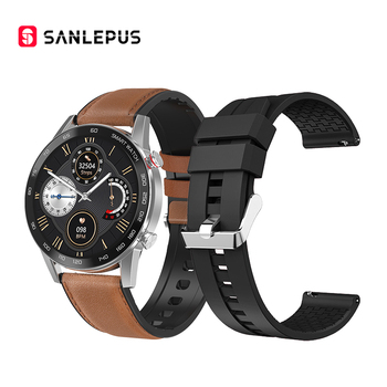 2020 SANLEPUS ECG Smart Watch Bluetooth Call Smartwatch Men Women Sport Fitness Bracelet Clock For Android Apple Xiaomi Huawei 14