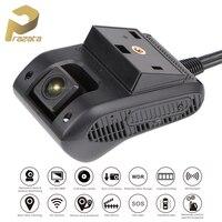 Prazata 3G DVR Car Camera Dash Cam JC200 1080P Smart GPS Tracker Car Dash Camera Car Dvr Video Recorder Monitoring Lifetime Free