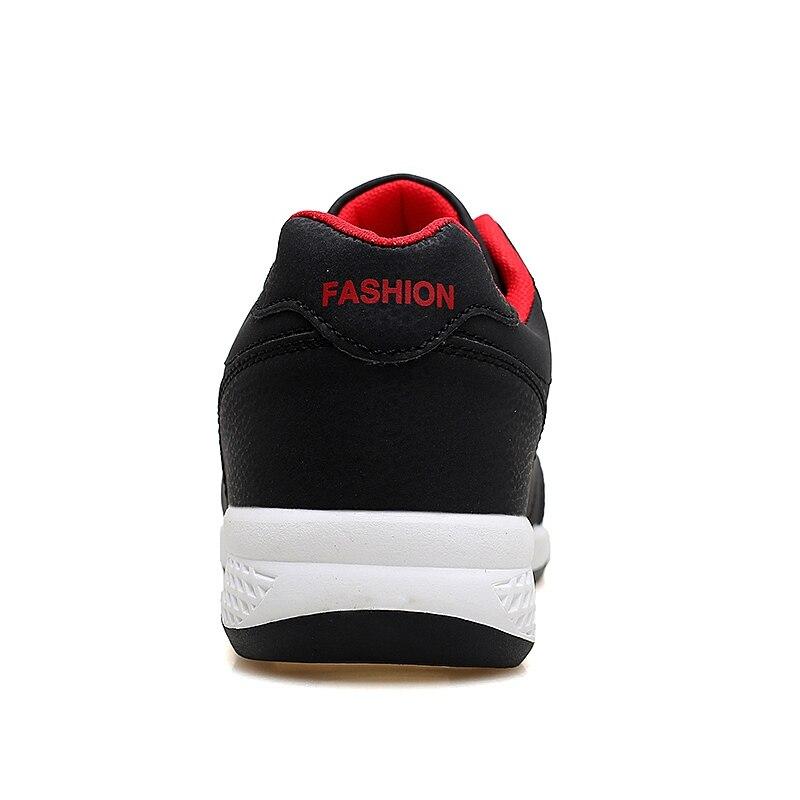 Men's Winter Sneakers PU Leather 3
