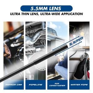 Image 3 - F220 5.5มม.WIFI Endoscopeกล้องHD1080P 2.0mp Inspectioin Borescope IP67กันน้ำUSB Endoscopyกล้องสำหรับAndroid Iphone