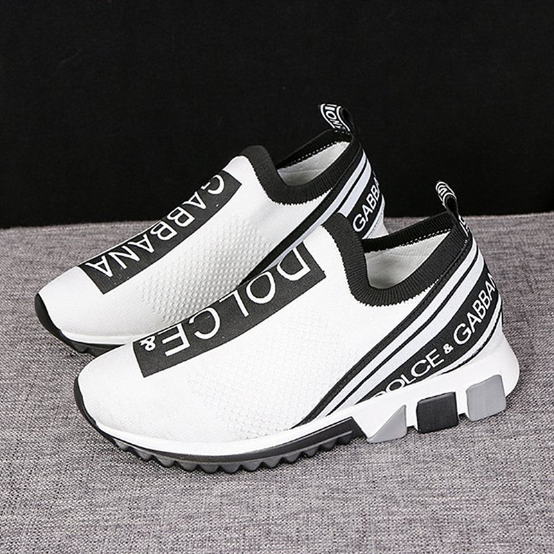 Tenis Feminino 2020 Unisex Slip On Sock Casual Shoes for Women Trainers Tenis Shoes Breathable Chaussures Femme Sneakers Sapatos|Women's Vulcanize Shoes| - AliExpress