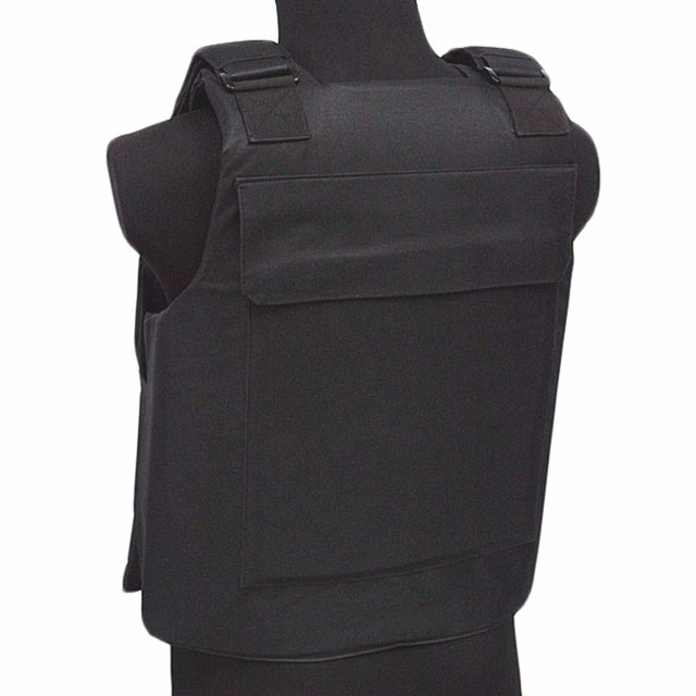 Unisex Protective Tactical Vest Stab-resistant Vests Safety Security Guard Clothing Cs Field Genuine Cut Proof Protection