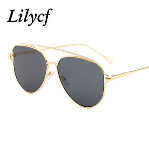 Round Face Personality Outdoor Sunglasse