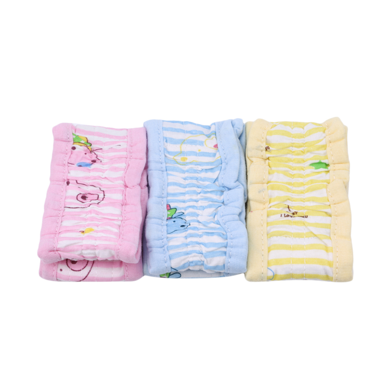 3pcs Nappy Changing Fixed Belt Diaper Fastener Adjustable Holder Clip Fixed Baby Elastic Cloth Buckle Cloth Diapers