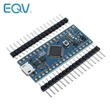 New arrival Nano controller compatible for Arduino Nano Every Atmega4808 Upgraded Atmega328 CH340 UPDI Downloader for arduino