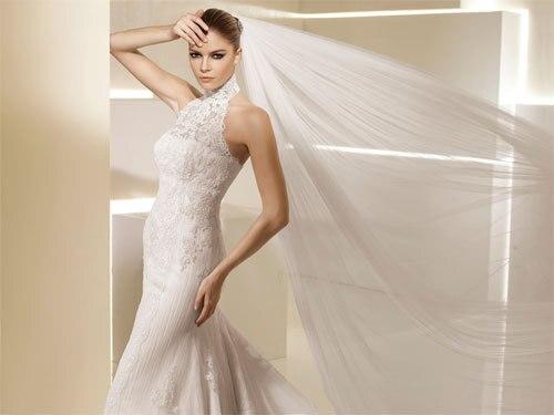 Nova Chegada Elegante Ec-03 Rendas Sereia Vestidos De Noiva Vestidos De Noiva 2019