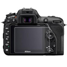 2xTempered Glass Protector Guard Cover for Nikon D7500 DSLR Digital Camera LCD Display Screen Protective Film Protection