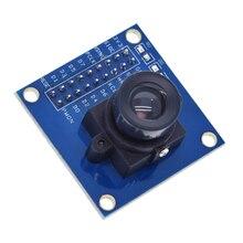 OV7670 camera module VGA CIF auto exposure control display active size 640X480 For Arduino
