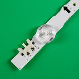 Image 5 - 12 Pièces/ensemble LED bande de rétro éclairage pour TV LED samsung UE48H6400 UE48H6200AK BN96 30453A BN96 30454A D4GE 480DCA R3 D4GE 480DCB R3