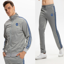 Summer Brand new style Sport Suit Quick Dry Sports Suits Loose Tracksuits Mens Autumn Fitness Running suits Jogging