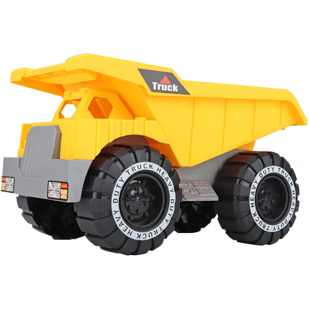 Dump Truck Model Classic Toy Baby Engineering Car Excavator Model Tractor Car Toy  Vehicles Mini Gift For Boy Simulation Car Toy