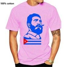 Fidel Castro Kuba Unisex T Shirt Für Jugend Mittleren Alters Alter T Hemd