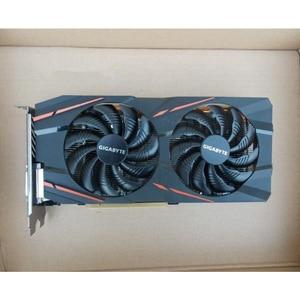 Image 5 - Игровая графическая карта GIGABYTE RX580, 8 ГБ, для AMD GDDR5, 256 бит, PCI, для настольных игр