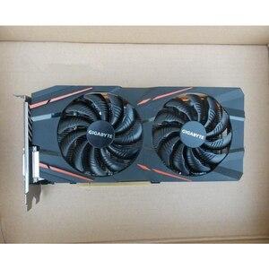 Image 5 - Gigabyte RX580 8GB Chơi Game Card Đồ Họa AMD GDDR5 256bit PCI Máy Tính Để Bàn Chơi Game