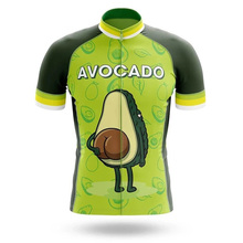Bicycle Shirt Jerseys Mountain-Bike Short-Sleeves Professional Quick-Dry Ciclismo Avocado
