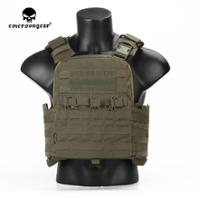 Emersongear CPC Plate Carrier Heavy Duty Plate Carrier  Ranger Green Tactical Vest MOLLE Hunting Military Army Body Armor
