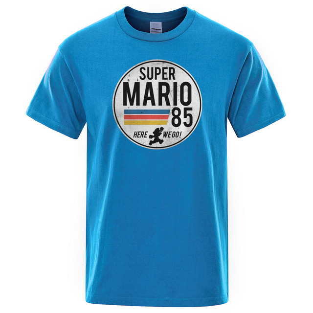 Super Maria Retro T-shirt 6