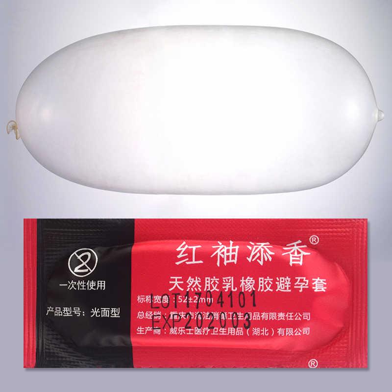 Toptan fiyat 100 adet daha hassas erkek lateks seks oyuncak başak prezervatif çin üretimi