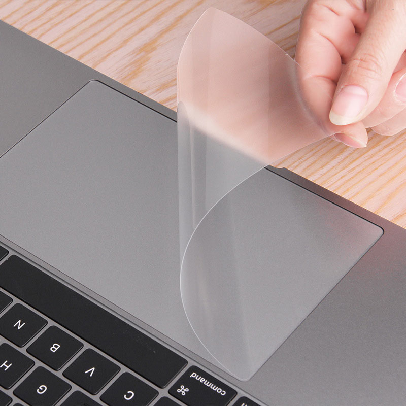 Touchpad sticker for macbook air retina pro 13 16 inch 2020 <font><b>a1932</b></font> a2159 clear anti-scratch <font><b>trackpad</b></font> protective cover skin image